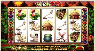 Witch Doctor Slots