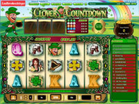 Multiplayer Clover Countdown Slots