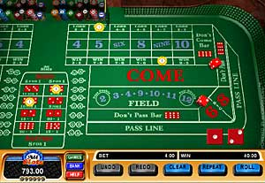 Click to Download and Play Craps