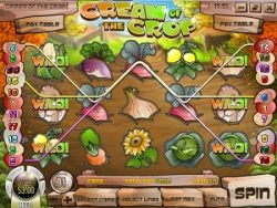 Play at the new Golden Cherry casino game Cream Crop Slots