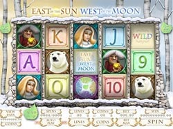 East of the Sun, West of the Moon Slots