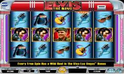 Elvis the King Slots