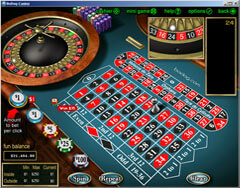 play roulette pro for cash at Bovada