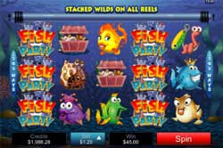 Fish Party Mobile Slots