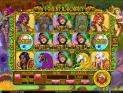 Forest Harmony Slots