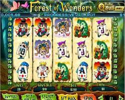 Forest of Wonders Slots