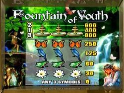 Fountain of Yourth Slots