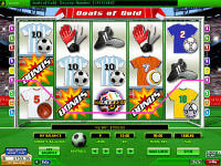 Goals of Gold Slots