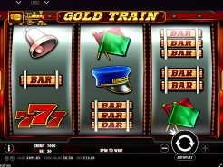 Gold Train Slot - Play this Video Slot Online