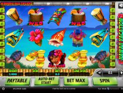 Hawaii Vacation Slots