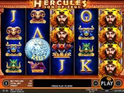 Hercules Son of Zeus Slots
