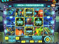 Iron Assassins Slots