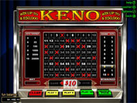 Download and play Keno for Cash