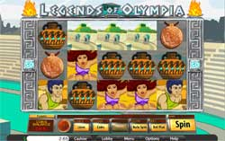 Legends of Olympia Slots