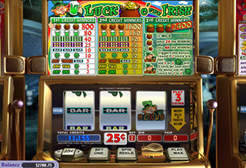 Luck O the Irish Slots