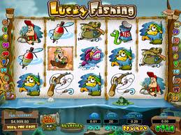Lucky Fishing Slots
