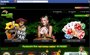 MAGIC888 Casino