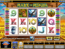 Mark of Medusa Video Slots