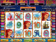 Download Mermaid queen at Bodog