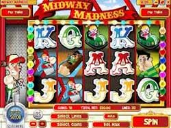 Midway Madness Slots