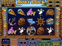 Moby Duck Slots