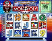 play Monopoly Here and Now Slots for cash