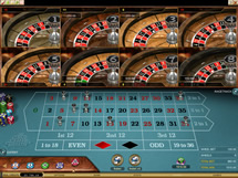 Multi-Player Roulette from Microgaming