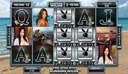 Playboy Video Slot