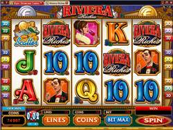 Riviera Riches Slots