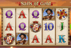 Sails of Gold Slots