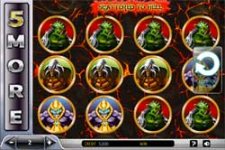 Scattered to Hell Slots
