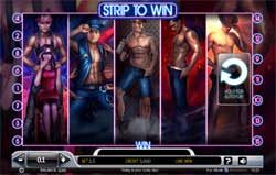 Strip to Win Slots