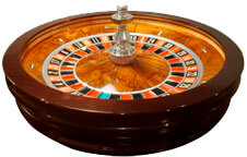 Beating Online Roulette