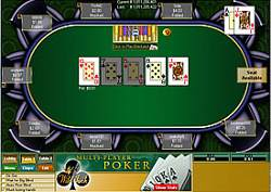 Texas Hold'em Bonus Poker Gold