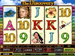 The Discovery Slots