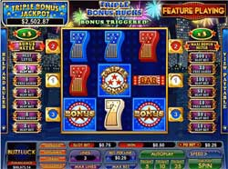 Triple Bonus Bucks Slots
