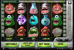 Wacky Monsters Slots