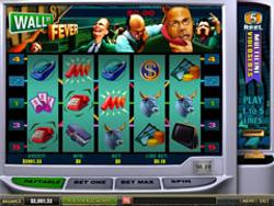 Wall St Fever 5-Line Slots