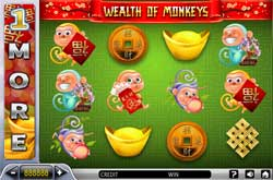 Wealth of Monkeys Slots