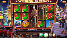 Weekend In Vegas Slots