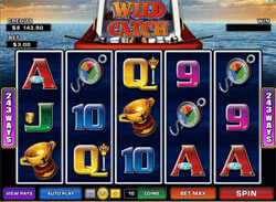 Wild Catch Video Slot