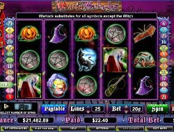 Witches & Warlocks Slots