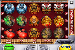 Year of the Monkey Slots