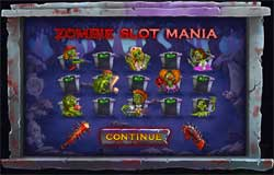 Attack of Zombie Slot Mania