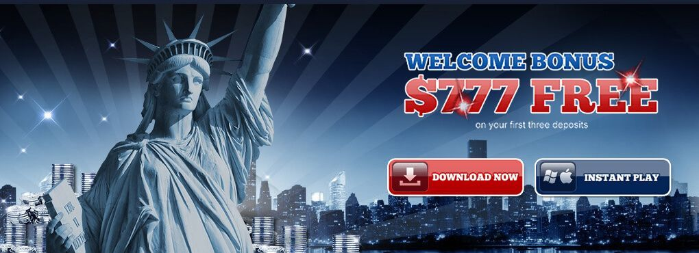 Join Liberty Slots and Get FREE Money!