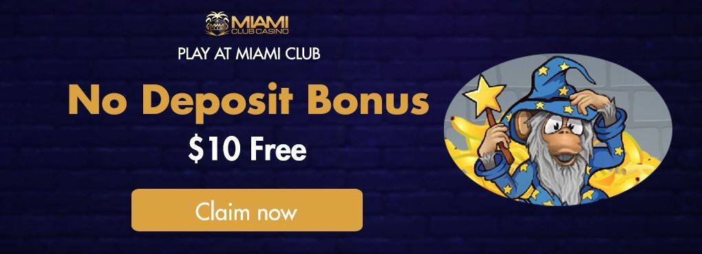 The Miami Club 500% Bonus Christmas Gift