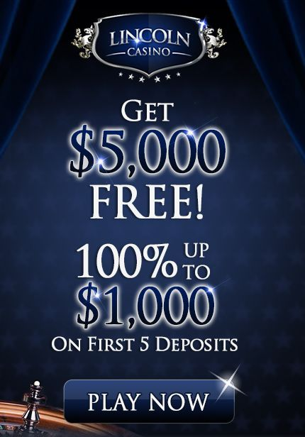 Special Bonuses at Lincoln Casino