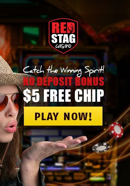 New Promotions at Red Stag Online Casino