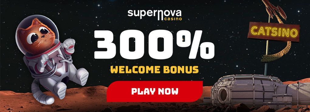 Supernova Mobile Casino Offers Special Bonuses