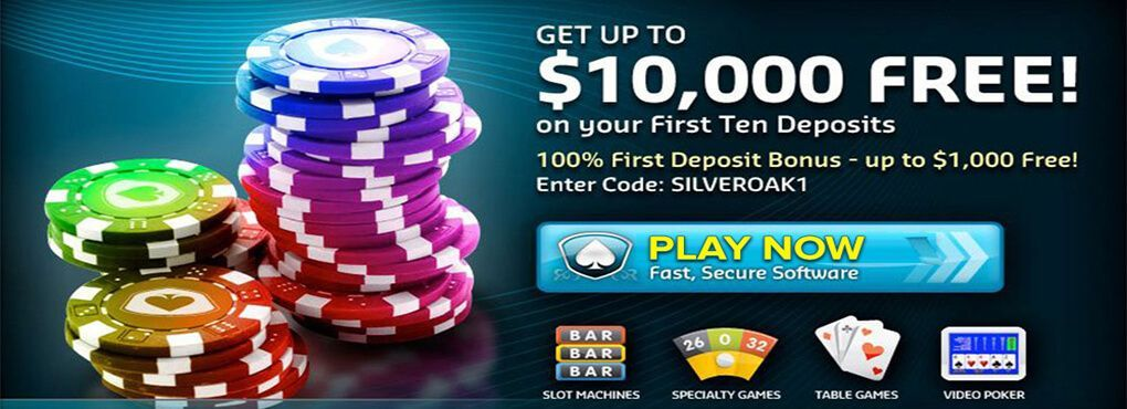 Silver Oak Casino Crazy Days Promotion